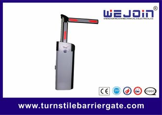 چین Bi - directional Car Park Barriers Gate Arm Toll Gate Access Control Barrier کارخانه
