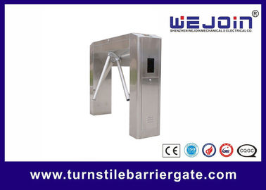 چین Automatic Tripod Turnstile Gate Access Control system For Intelligent Mangement کارخانه