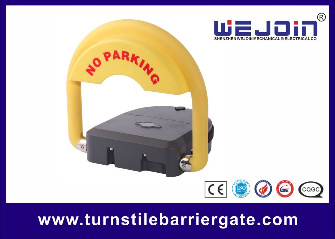 Parking Lot Equipment Parking System Remote control parking lock تامین کننده