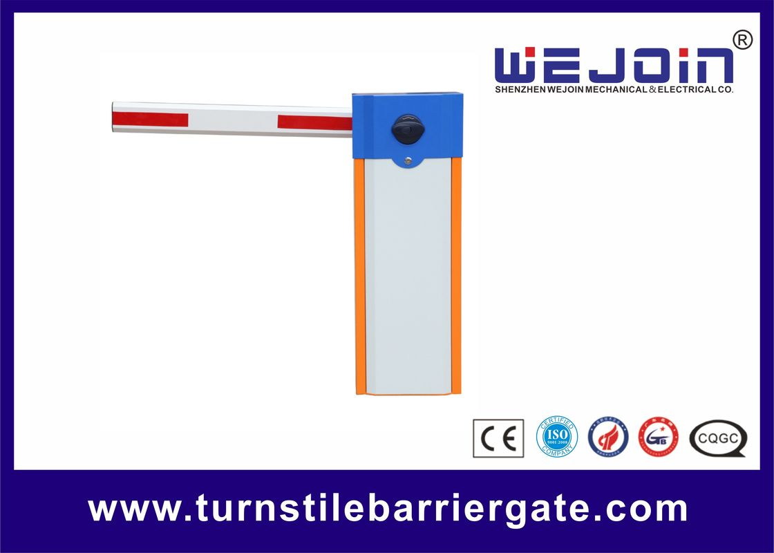 Heavy Duty Entry Exit Parking Barrier Gates Access Control System Automatic Barrier تامین کننده