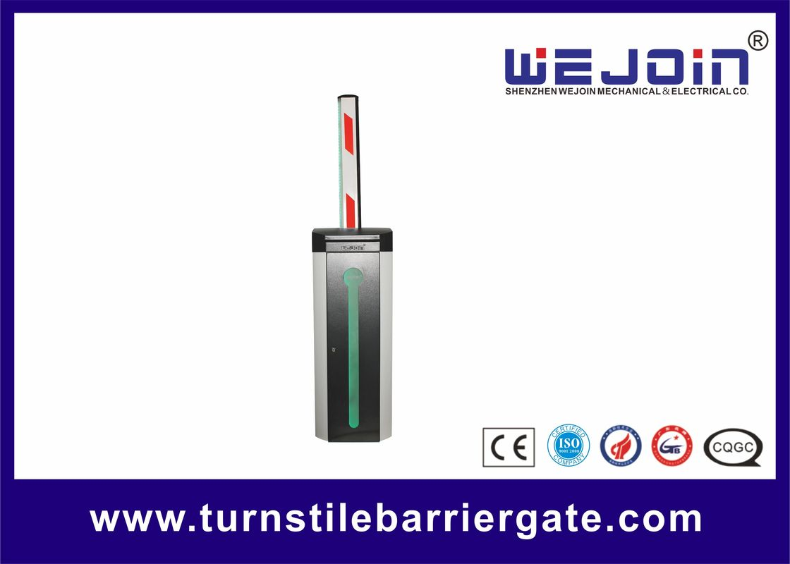 AC220V / 110V Intelligent Barrier Gate , Car Park Barrier Systems تامین کننده