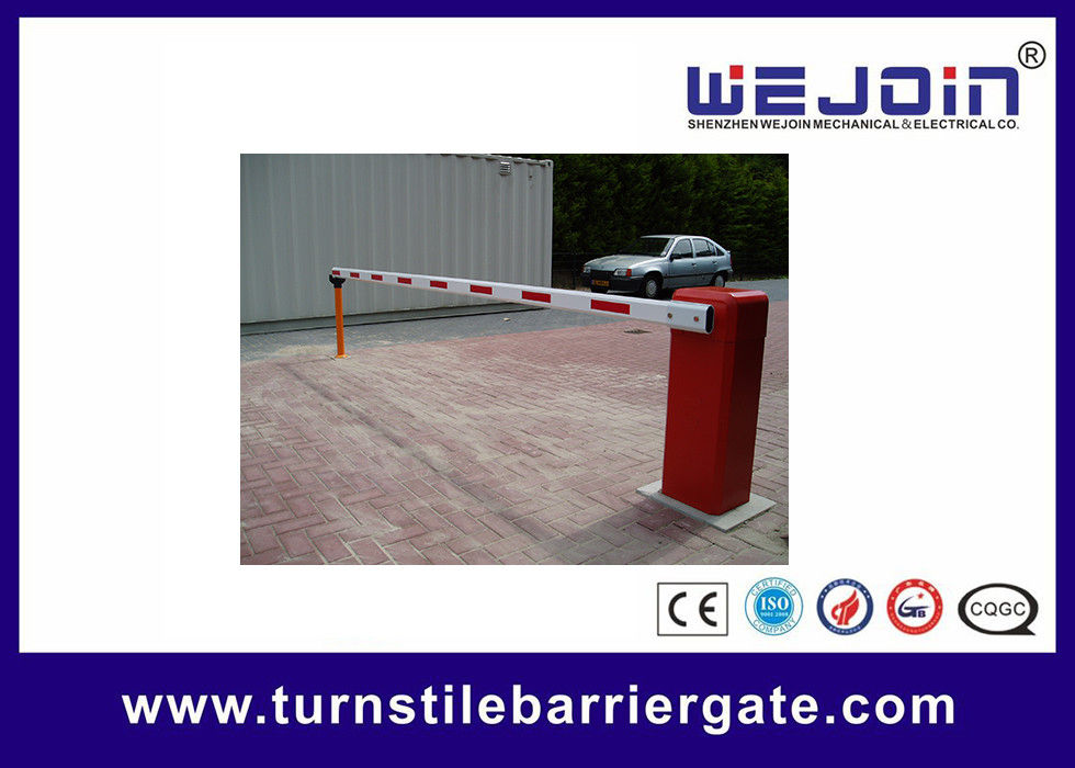 Manual release High Speed Barrier Gate for Highway Toll تامین کننده