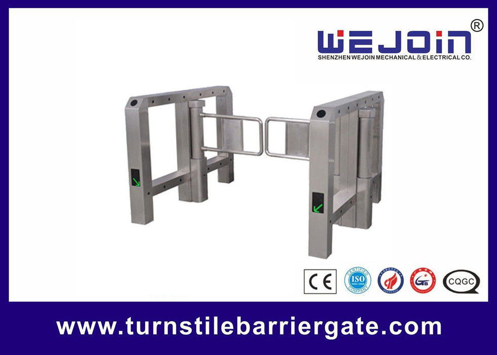 Full Recovery Time 3s  Swing Barrier Gate For Parking Mangement تامین کننده