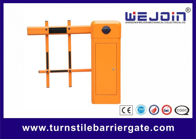 Professional Automatic Highway Toll Gate With Remote Controling
